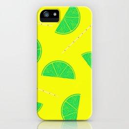 Summer Drinks - Lemonade iPhone Case