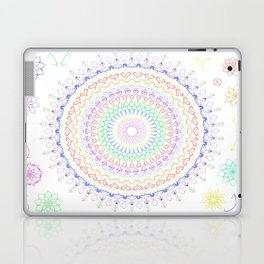 Hippi Mandala Laptop & iPad Skin