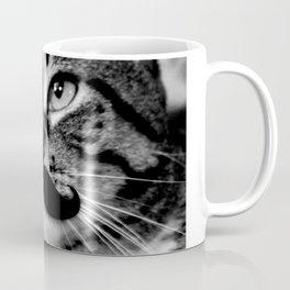 He's a Cat with a Mustache Coffee Mug