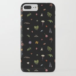 Nocturnal Floral iPhone Case