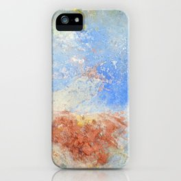 In the Beginning iPhone Case