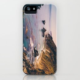 Big Sur Pacific Coast Highway iPhone Case