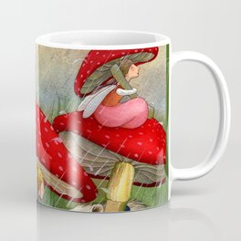 "Serena Riglietti ""Plin Plin"" by ApplausoUS Coffee Mug"