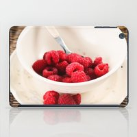 breakfast iPad Cases featuring Breakfast by Donna M Condida