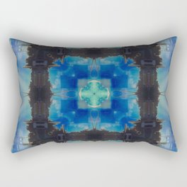 Healing Generator Rectangular Pillow