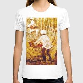 Gold Miners , AUSTRALIA             by Kay Lipton T-shirt