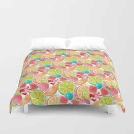 Candy Store Duvet Cover