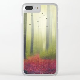 Soft Passage Clear iPhone Case