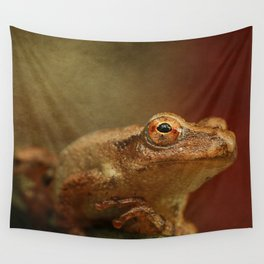 Northern Spring Peeper Wall Tapestry