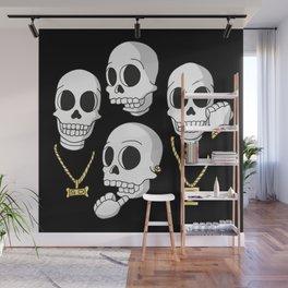 Death Row Wall Mural