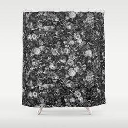 Baroque Macabre II Shower Curtain