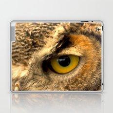 Owl eye Laptop & iPad Skin