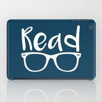 read iPad Cases featuring Read  by E.A. Creative