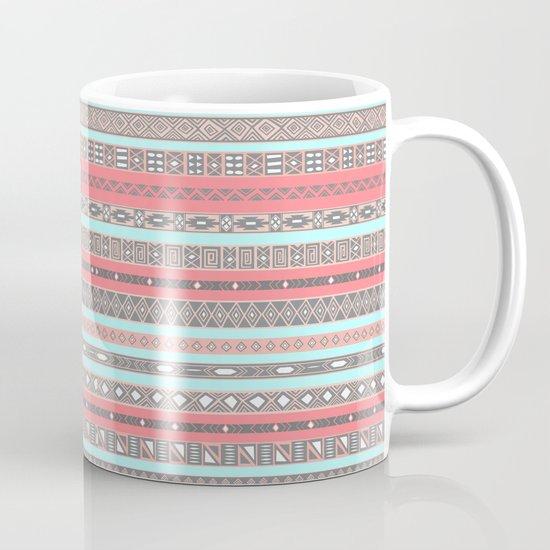 Seamless Navaho Pattern Aztec Coffee Mug