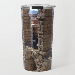 Segovia Aqueduct Travel Mug