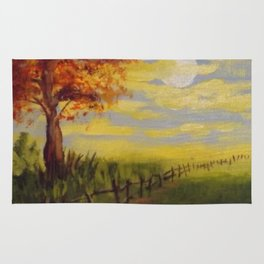 Summer's Sunset Rug