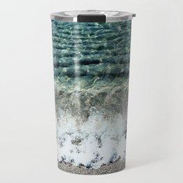 Clear Captiva Waves Travel Mug