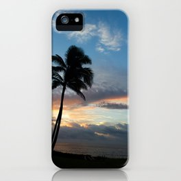 In the Palm of Hawaii iPhone Case