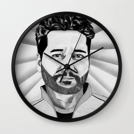 Cas Anvar Wall Clock