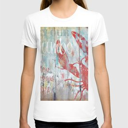 New Orleans Gumbo Sign T-shirt