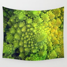 Living Fractals Wall Tapestry