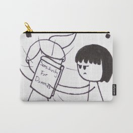 Shut up, Susan Carry-All Pouch
