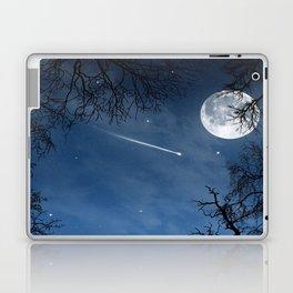 Wandering in the twilight Laptop & iPad Skin