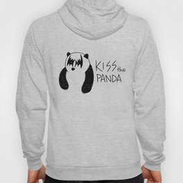 Kiss the Panda Hoody