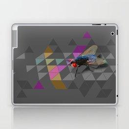 Geometric Housefly Laptop & iPad Skin