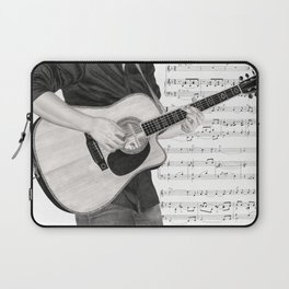 A Few Chords Laptop Sleeve