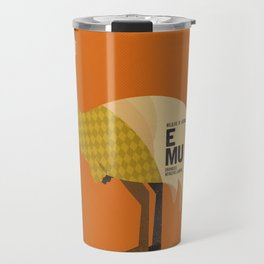 Hello Emu Travel Mug