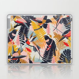 Paradise Birds II. Laptop & iPad Skin