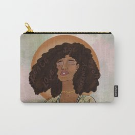 Bask in Self Love Carry-All Pouch