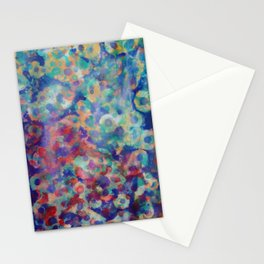 Abstract Composition 617 Stationery Cards
