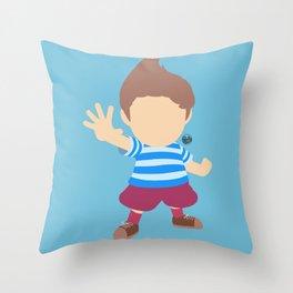 Lucas(Smash)Duster Throw Pillow