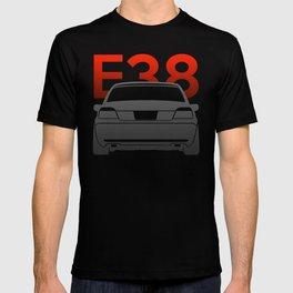 BMW E38 T-shirt