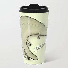 Croco-Smile Travel Mug