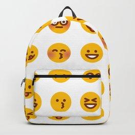 Cute Set of Emojis Backpack