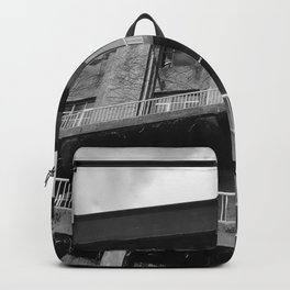 Racecourse Grandstand Backpack