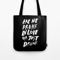DRUNK Tote Bag