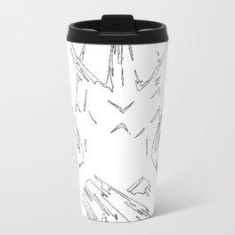 Armored Savagery Travel Mug