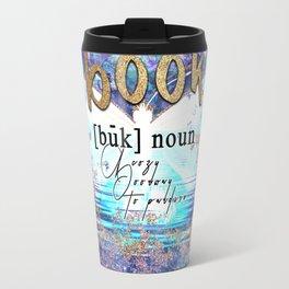 Magical Book Definition Travel Mug
