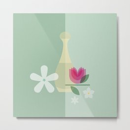 FRAGRANCES / J'adore Metal Print