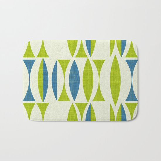 Seventies Collection Bath Mat