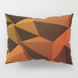 Spiky Brutalism - Swiss Army Pavilion Pillow Sham