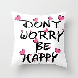 Heart touching Throw Pillow