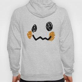 Mimikyu Face - Pokemon Hoody