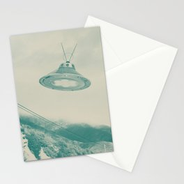 UFO II Stationery Cards