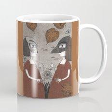 Ana and Eva (An All Hallows' Eve Tale) Coffee Mug