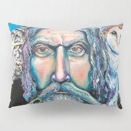 KEEPER OF THE WOOD Pillow Sham